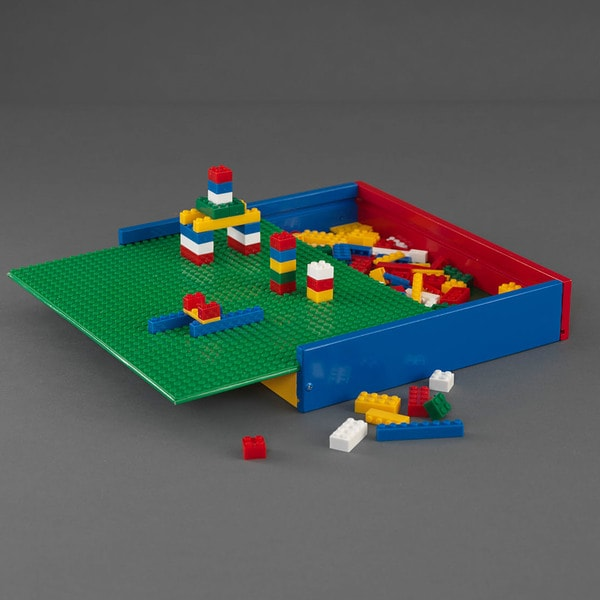 KidKraft On the Go Building Block Set