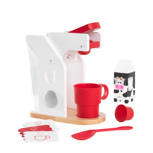 KidKraft Wooden Coffee Set