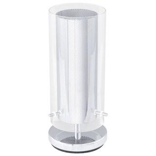 Eglo Tarolo - 1 x 60 W Table Lamp w/Chrome Finish & Clear Glass