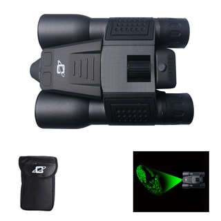 Cassini K-9MKIIRM 10x32mm Day/ Night Green Laser Binoculars