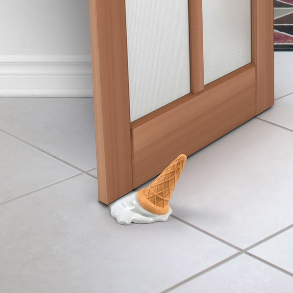 ScOOPS! Ice Cream Door Stopper