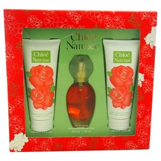 Parfums Chloe Narcisse Women's 3-piece Gift Set