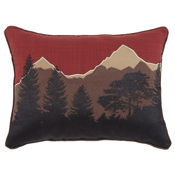 "Croscill Wagner Boudoir Pillow 20""x15"""