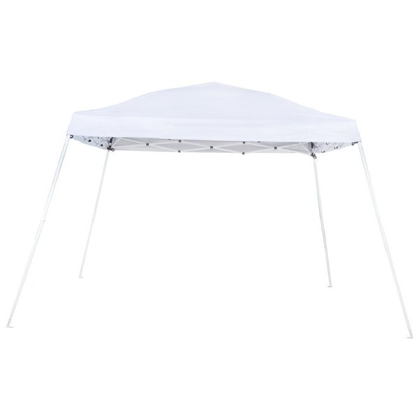 Abba Patio Slant Leg Instant Pop-up Canopy with Carry Bag