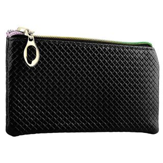 Zodaca Women Lady Zipper Long Purse Clutch