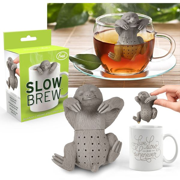 Fred & Friends Slow Brew Tea Infuser