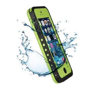 Patuoxun Premium Waterproof Shock-proof Dirt/ Snow-proof Phone Case for Apple iPhone 5C