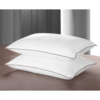 Chic Home Sleep Best I Luxurious Down Alternative Pillow (Set of 2)