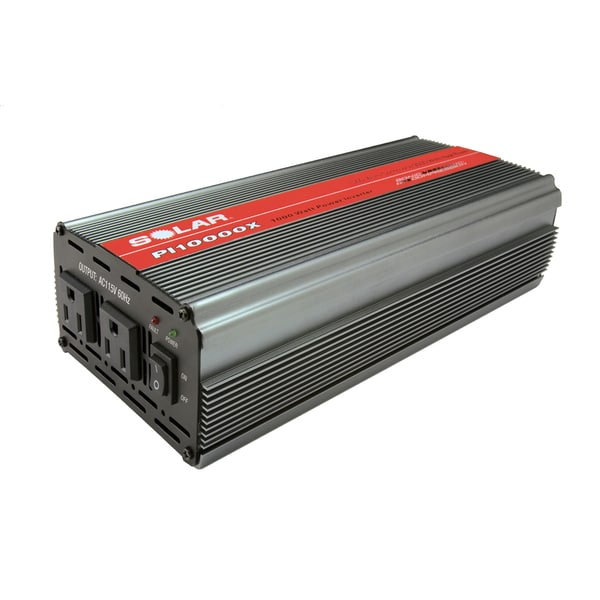 PI10000X 1000W Dual-outlet Solar Power Inverter