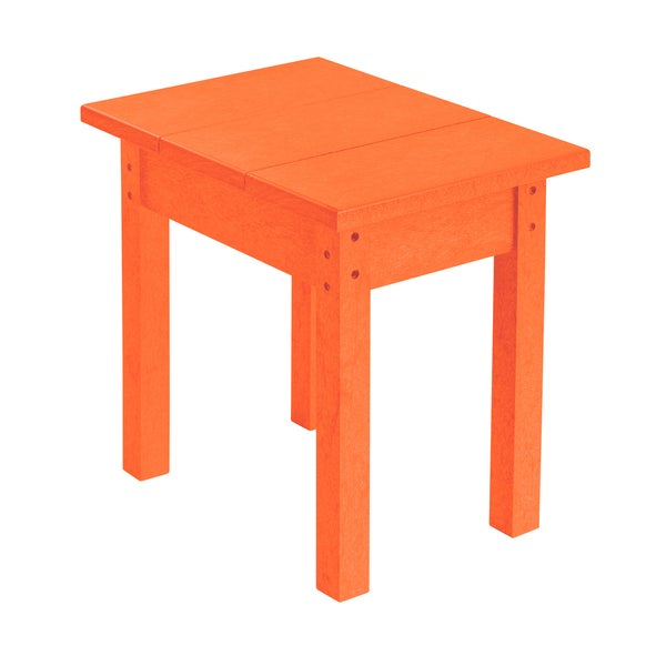 Generations Orange Small Side Table