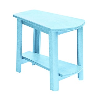 Generations Blue Tapered Accent Table