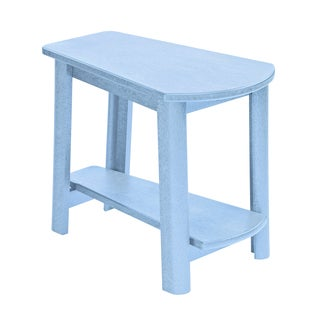 Generations Blue Tapered Style Accent Table