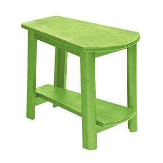Generations Green Tapered Style Accent Table