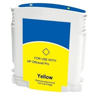 LED HP 88 88XL C9393AN Yellow Ink Cartridge (Pack of 1)
