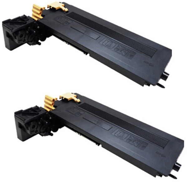 LED SCX-D6555A Toner Cartridge for Samsung SCX-6555N SCX6545N Series Printers (Pack of 2)