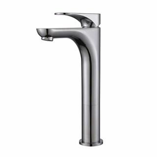 Kraus Aquila Single Lever Vessel Bathroom Faucet