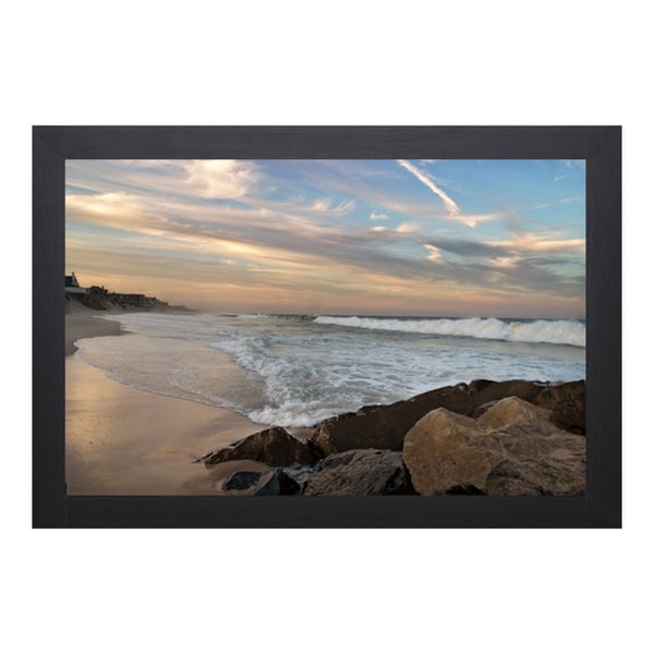 Mike Jones-Evening Solitude 36 x 24 Framed Art Print