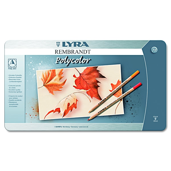 LYRA Artist Assorted Colored Woodcase Pencils