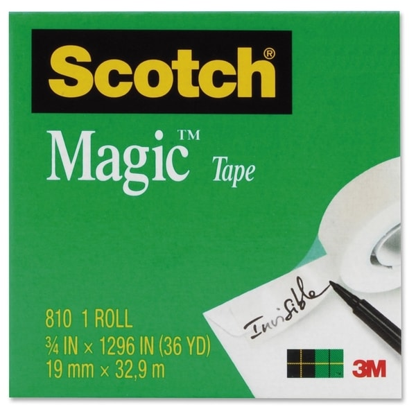 Scotch Magic Clear Tape