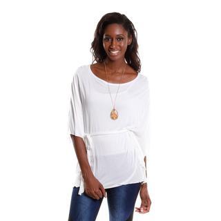 Hadari Women's Bell Sleeve Top