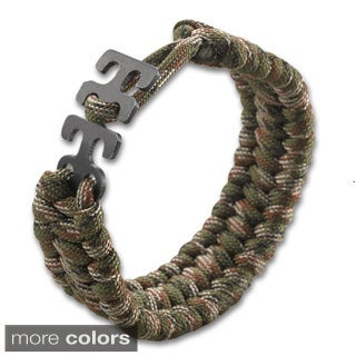CKRT Adjustable Paracord Bracelet