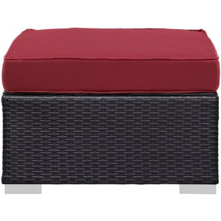 Modway Gather Outdoor Patio Ottoman