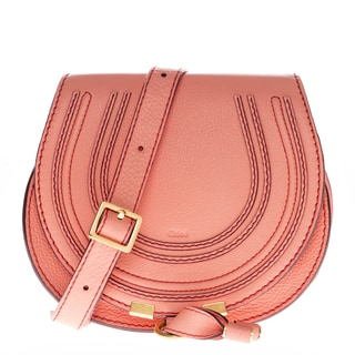 Chloe Mini Marcie Round Crossbody
