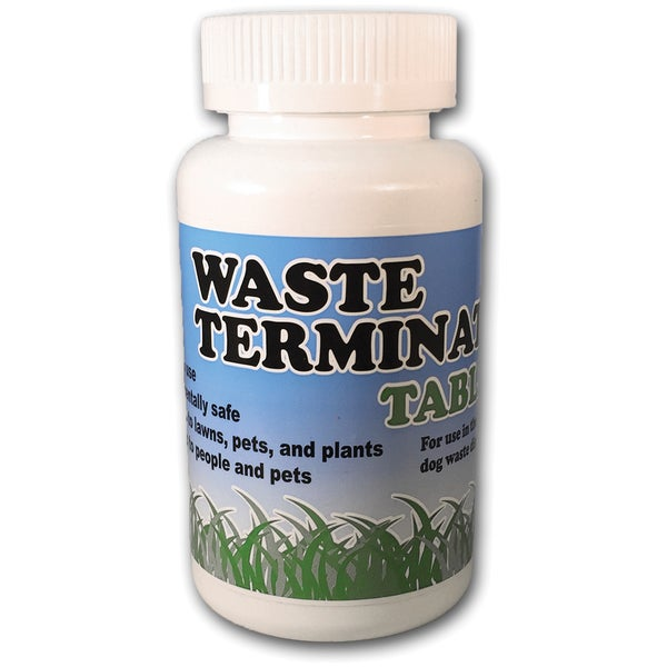 Doggie Dooley Waste Terminator Tablets 36/Bottle