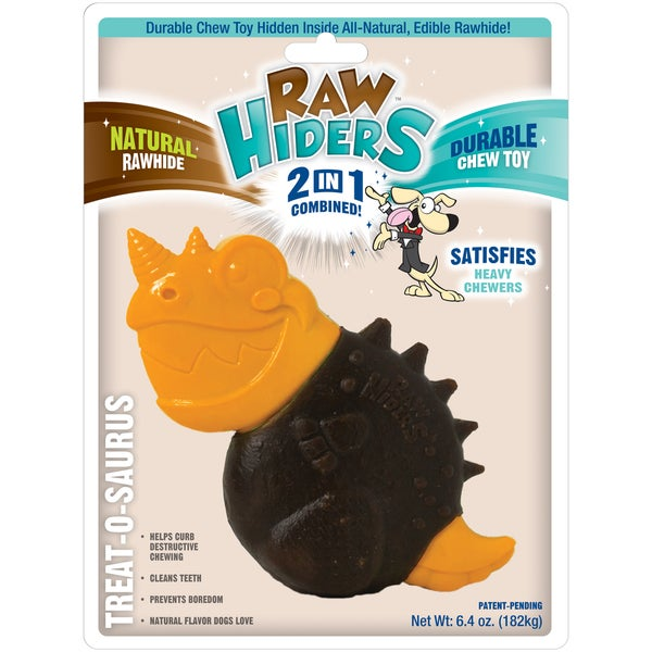 Rawhiders Treat O Saurus