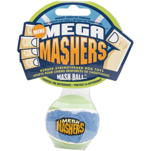 Mini Mega Mashers Ball Blue/Green