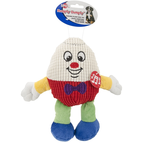Nursery Rhyme Humpty Dumpty Dog Toy