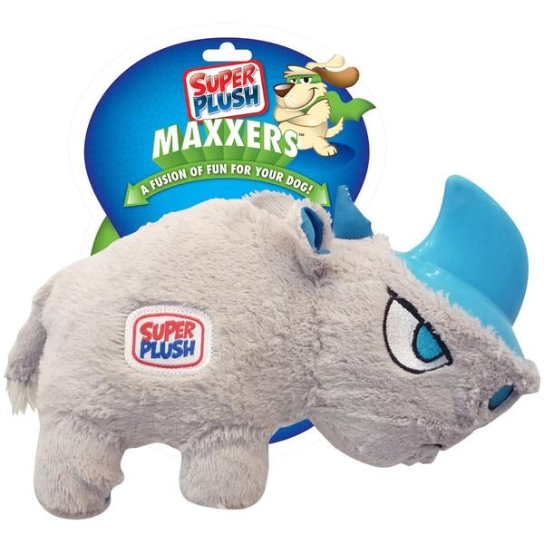 Super Plush Maxxers Rhino Grey