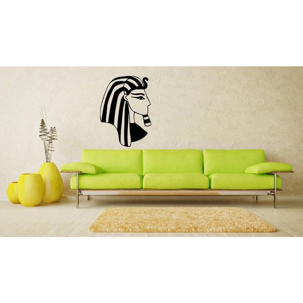 Pharaoh Vinyl Sticker Wall Art