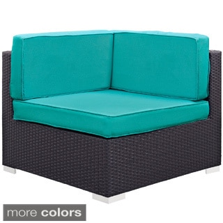 Modway 'Gather' Corner Sectional Outdoor Patio (Set of Two)