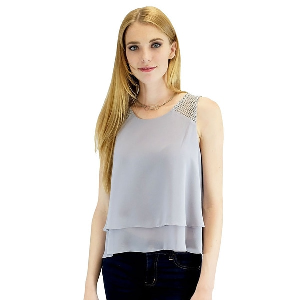 Relished Women's Alicia Sleeveless Top