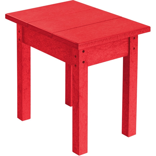 Generations Red Small Side Table