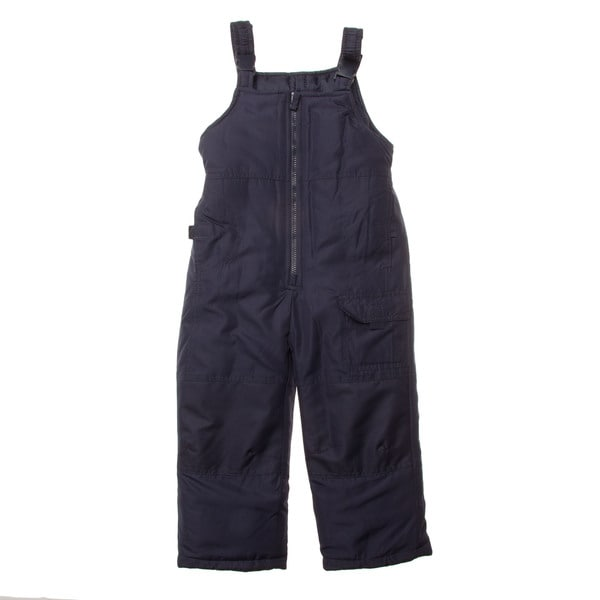 London Fog Little Boy's Navy Snow Pants