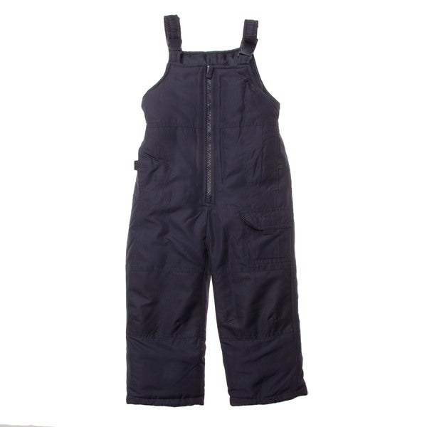 London Fog Little Boy's Navy Snow Pants