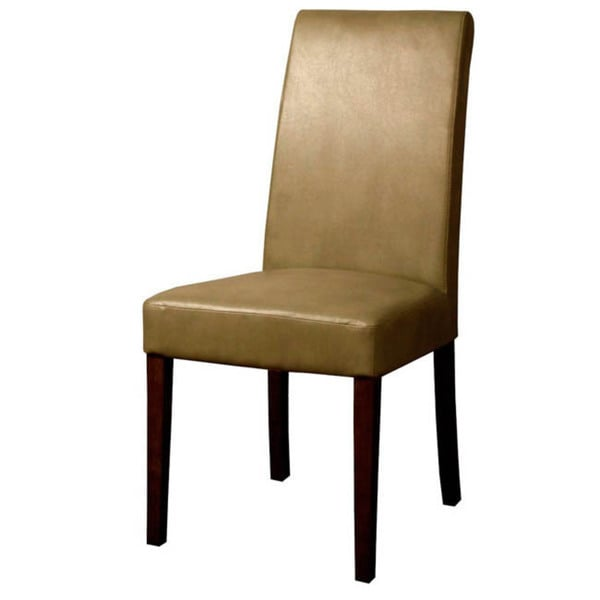 Hartford Bonded Leather Chair (Set of 2)