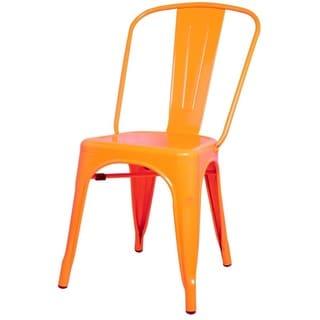 Metropolis Metal Side Chair (Set of 2)