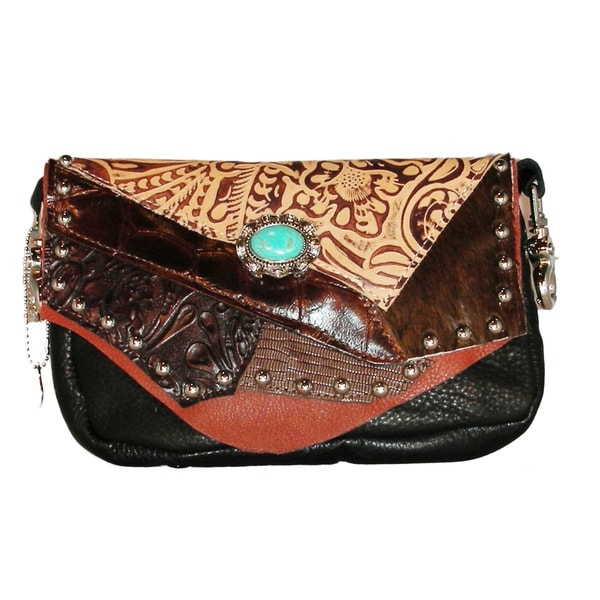 Concealed Carry-Crossbody Handbag