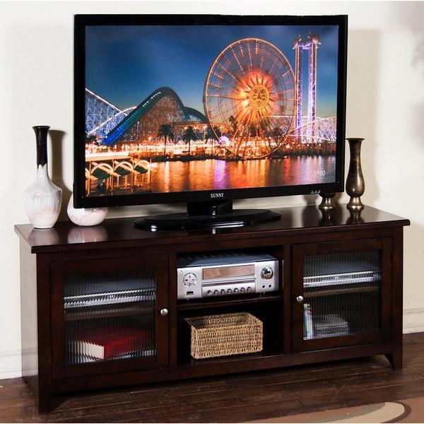 Sunny Designs Cappuccino 62-inch TV Console 15599460