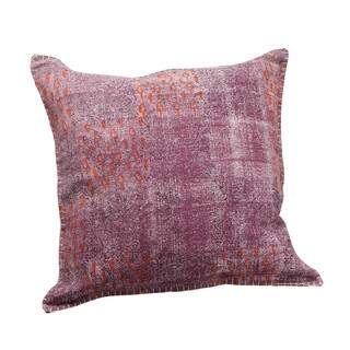 Aurelle Home Buket 24-inch Contemporary Throw Pillow