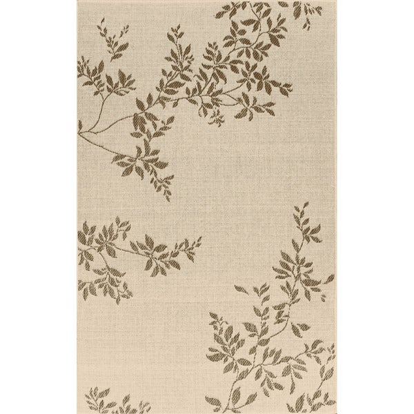 Branches Outdoor Rug (4'10 x 7'6)