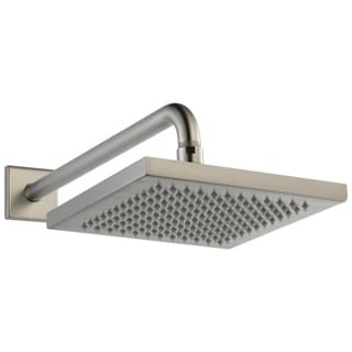 Delta Single Setting Raincan Stainless Steel Finish Shower Head