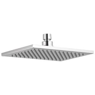 Delta Single Setting Overhead Chrome Finish Shower Head