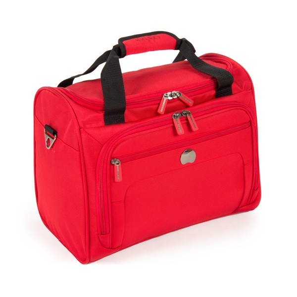 Delsey Helium Sky 2.0 Carry-On Red Travel Tote