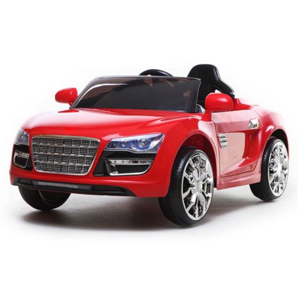 Best Ride On Car Super R10 12V Red