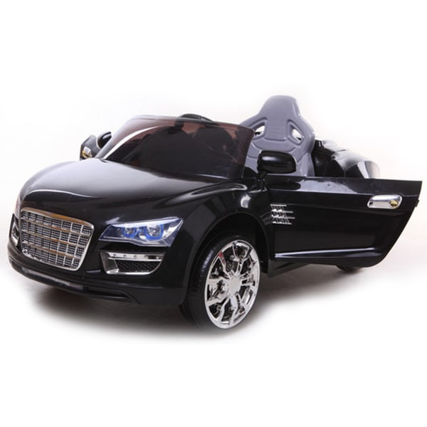 Best Ride On Car Super R10 12V Black