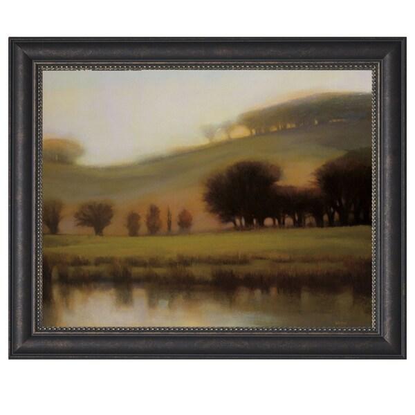 Lynne Windsor-April Morning 40 x 28 Framed Art Print